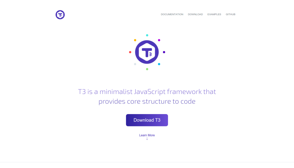 T3 JavaScript Framework   T3 JavaScript Framework
