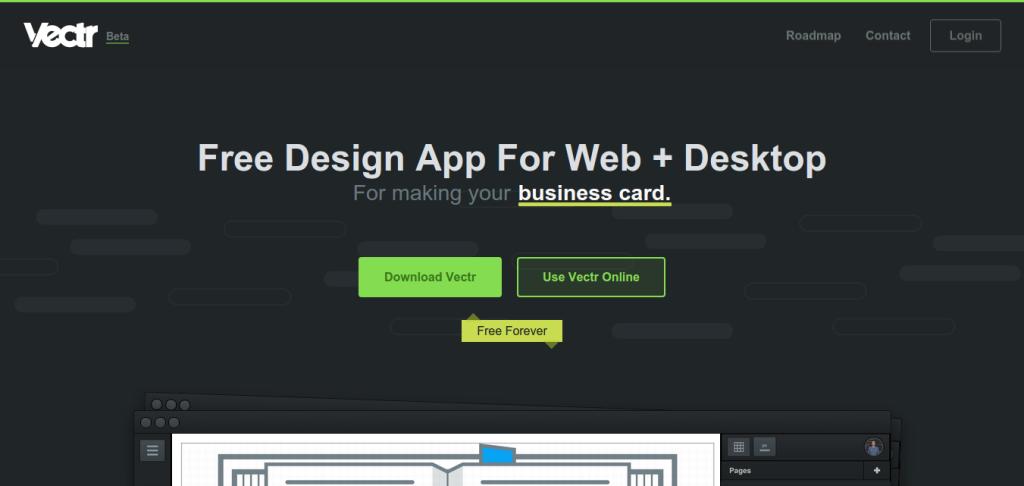Free Graphics Editor Web Desktop